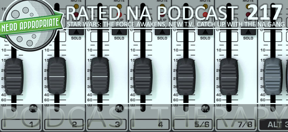 Rated NA 217: Podcast Therapy
