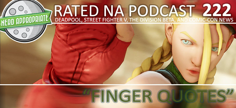 Rated NA 222: Finger Quotes