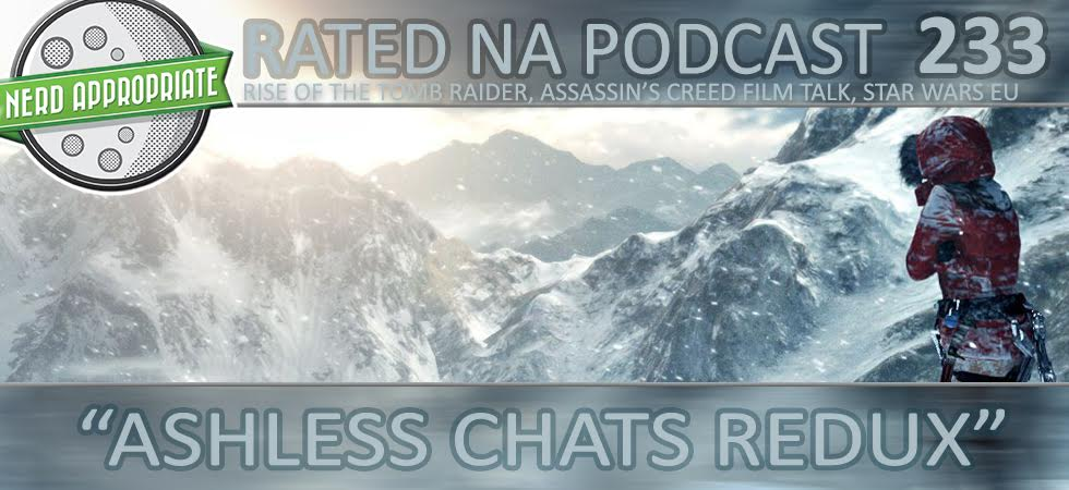 Rated NA 233: Ashless Chats Redux