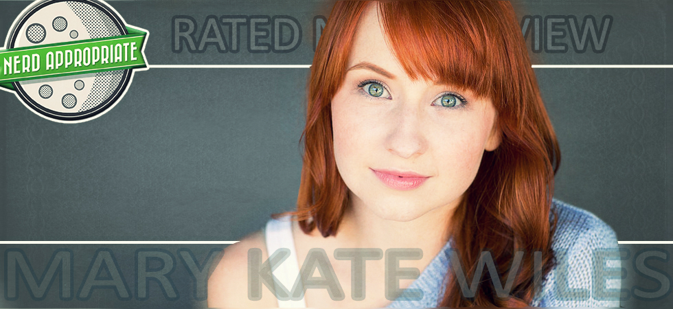 Rated NA Special: Mary Kate Wiles @ GeekyCon 2016