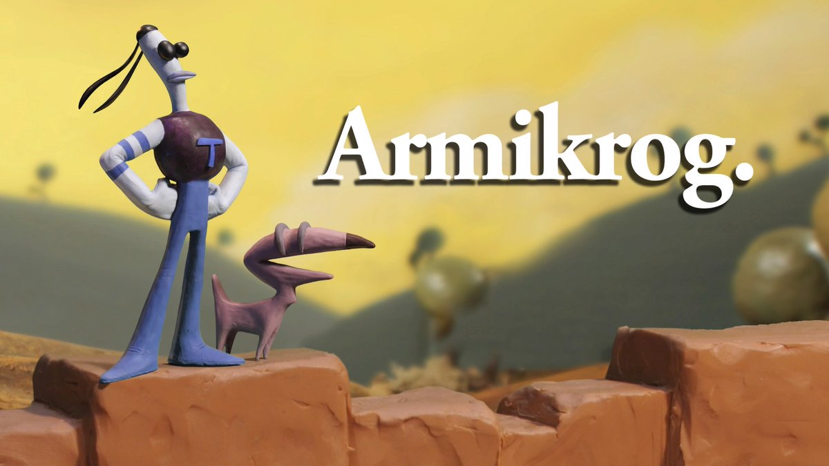 Review: Armikrog