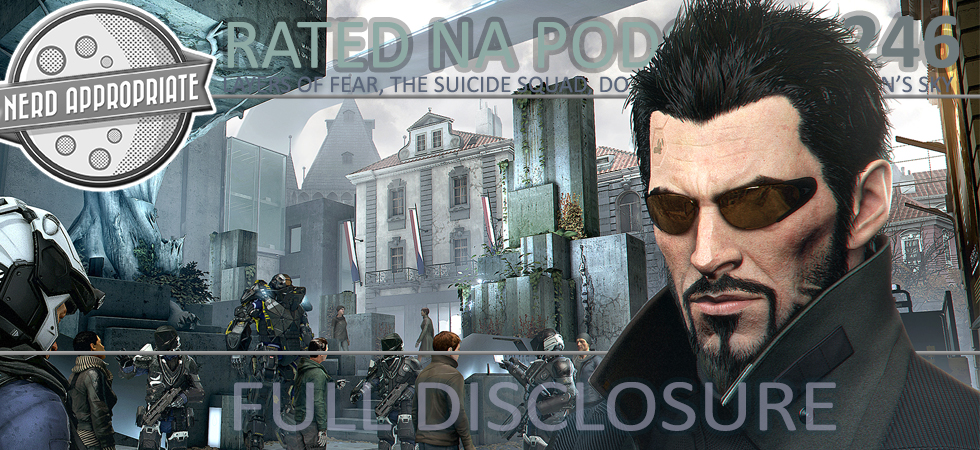 Rated NA 246: Full Disclosure