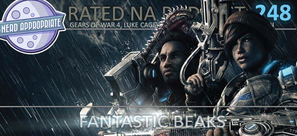 Rated NA 248: Fantastic Beaks