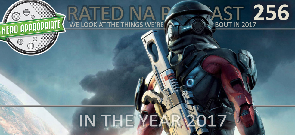 Rated NA 256: In The Year 2017