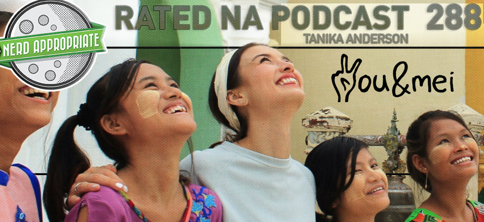 Rated NA 288: Tanika Anderson And You&mei