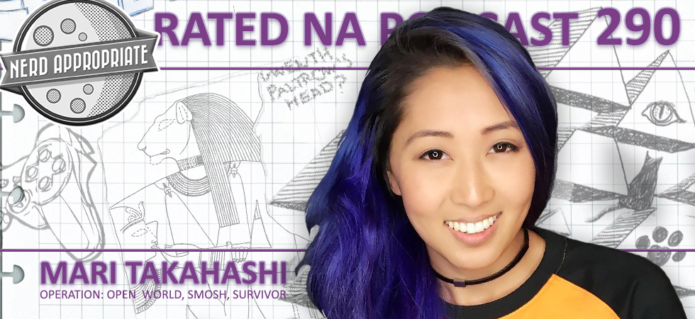Rated NA 290: Mari Takahashi