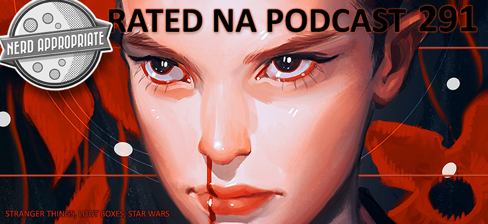 Rated NA 291: Stranger Things And Cannonball Run