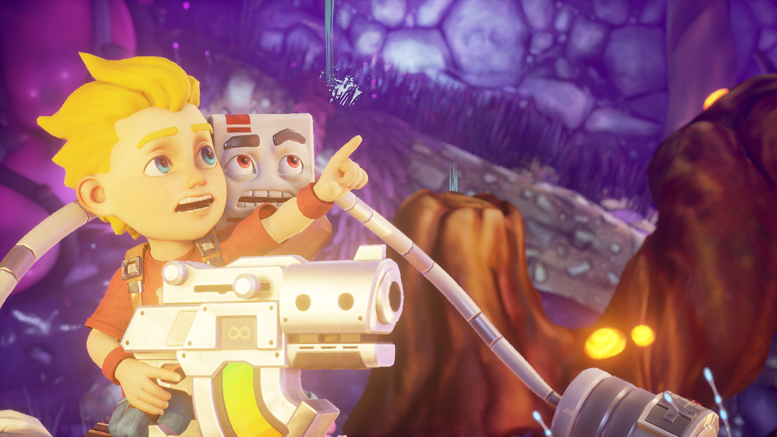 Rad Rodgers Review: Get Pulled Back Into 90s Era Platforming