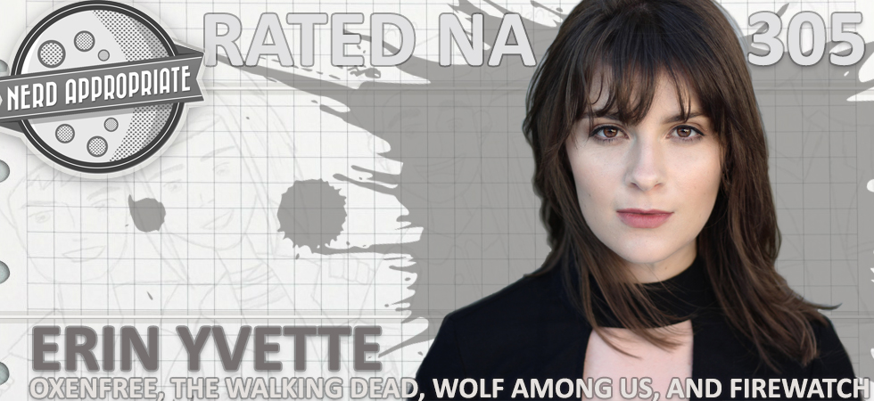 Rated NA 305: Erin Yvette (Live At PAX: East 2018)