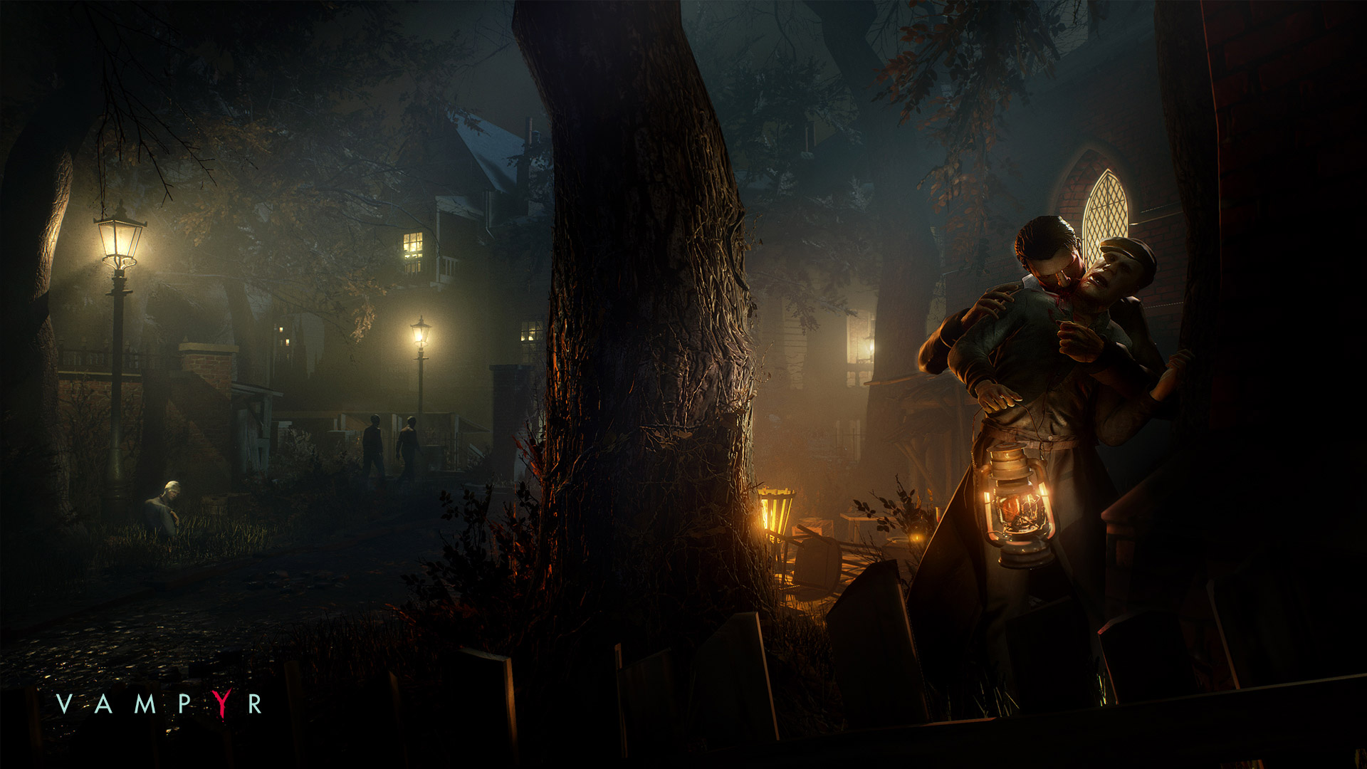 Review: Vampyr Is A Dark And Moody Action RPG With Serious Cult-appeal