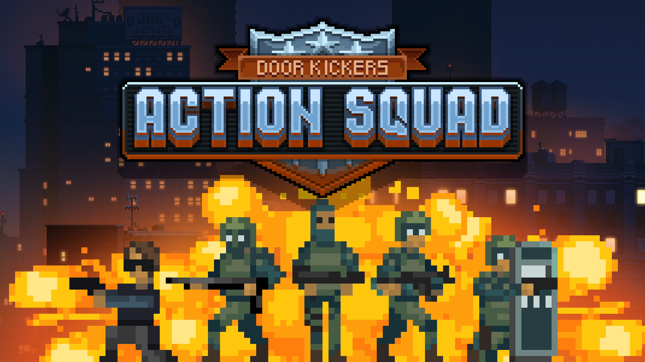 Review: Door Kickers: Action Squad