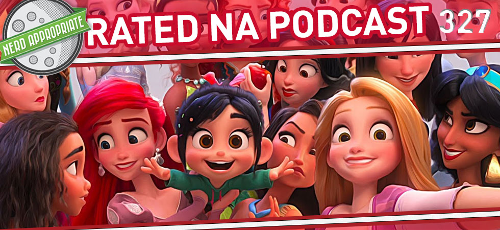 Rated NA 327: Assassin's Creed Odyssey / Ralph Breaks The Internet