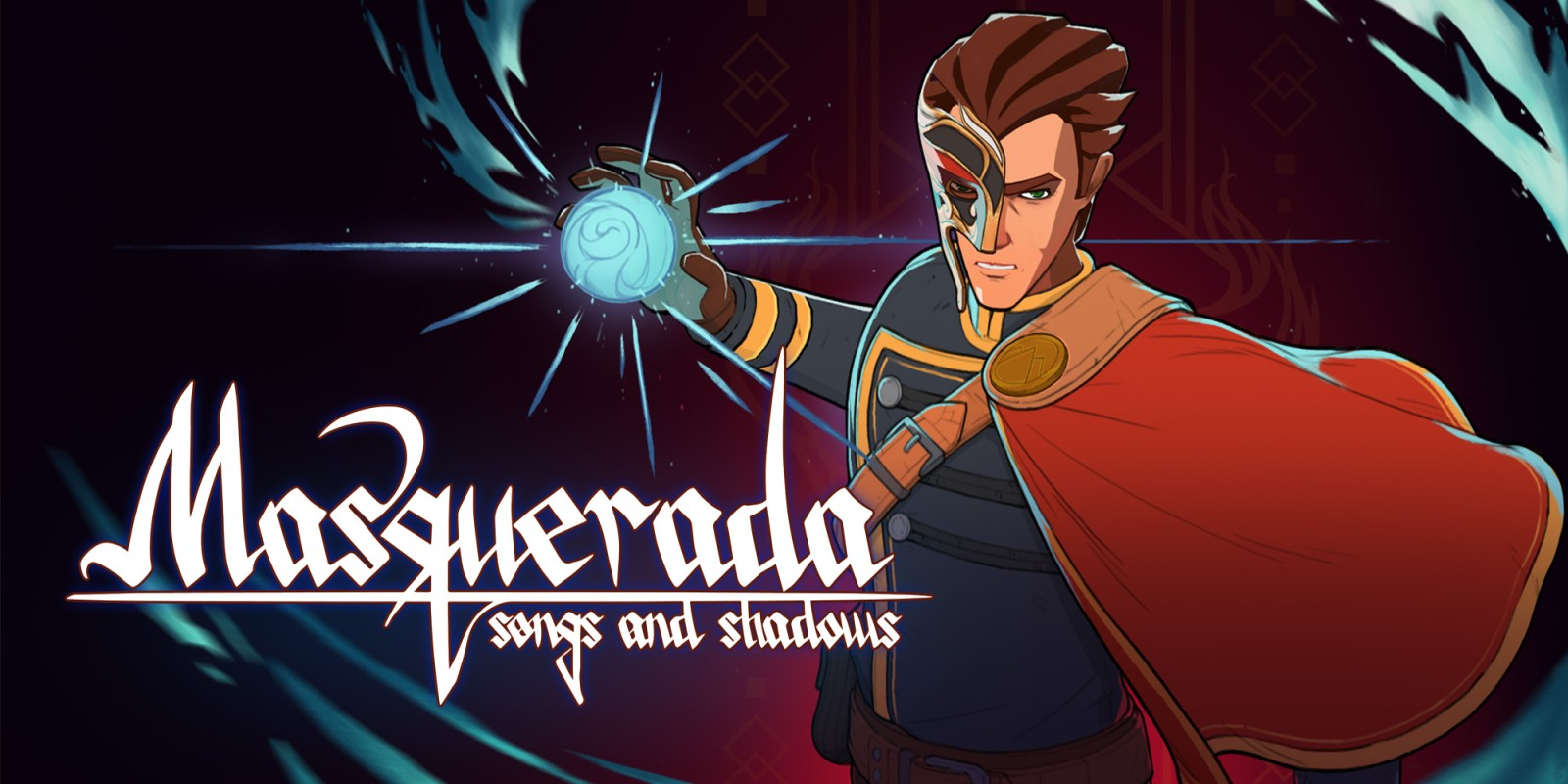 Masquerada: Songs And Shadows Now On Switch!