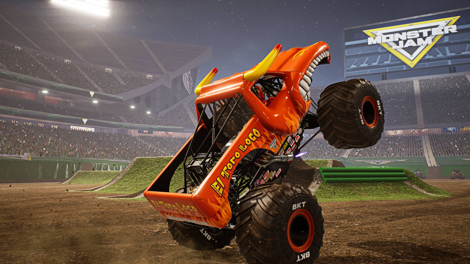 Monster Jam: Steel Titans Review