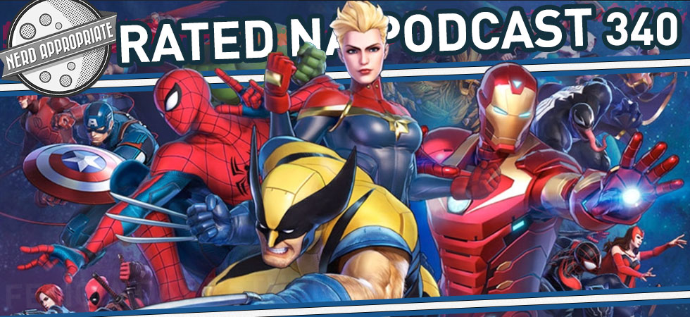 Rated NA 340: Marvel Ultimate Alliance, The Boys, Another Life