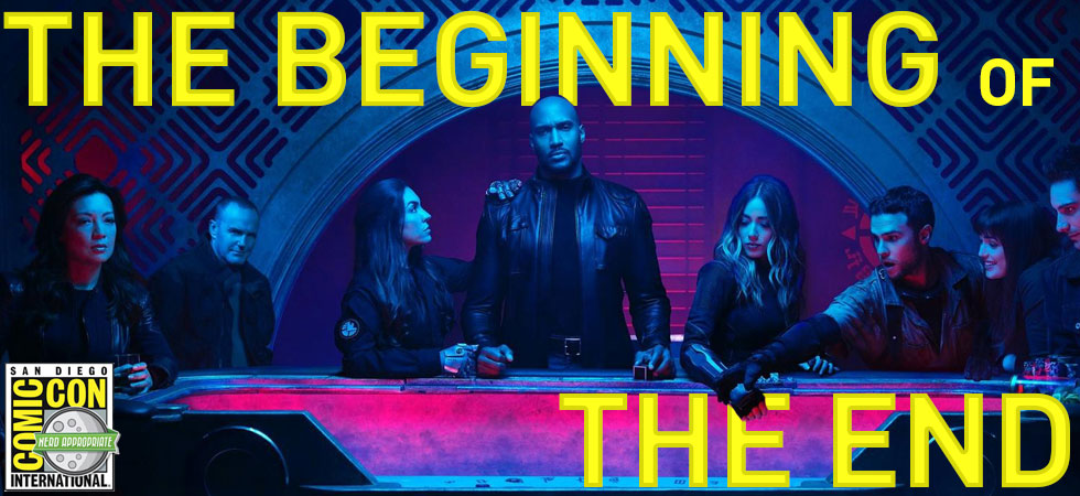 The Cast Of Marvel's Agents Of S.H.I.E.L.D. Talks The Beginning Of The End