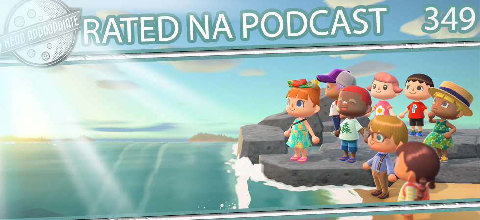 Rated NA 349: Erin Yvette (Animal Crossing: New Horizons, COD: Warzone, Locke And Key)